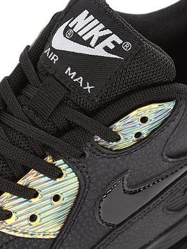 momoc Nike Air Max 90 Premium Fashion Shoe | very.co.uk