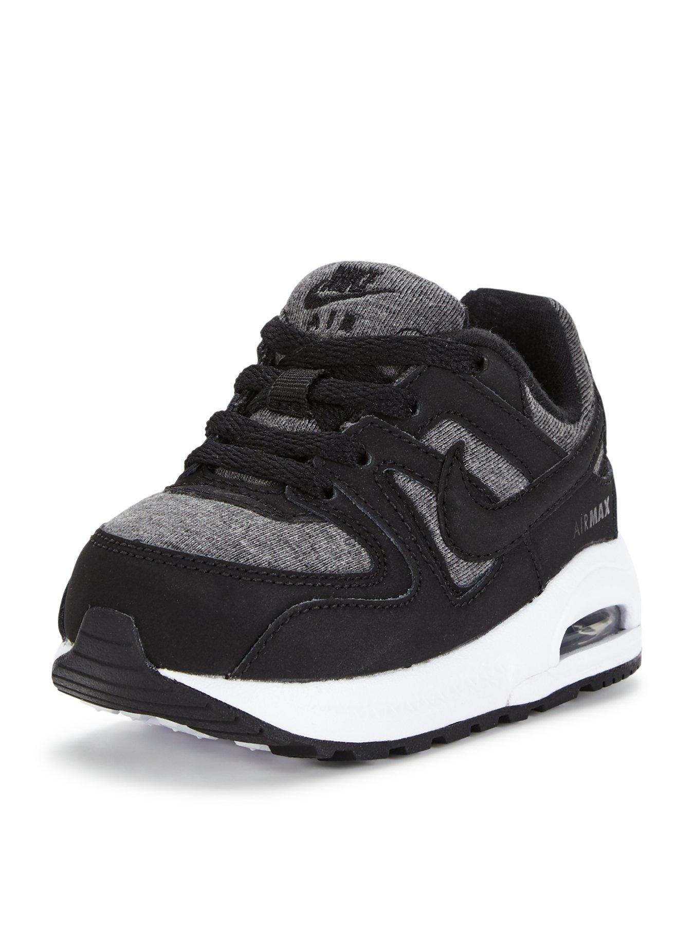 infant nike air max command