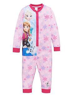 disney-frozen-snowflake-print-sleepsuit