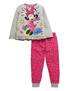 minnie-mouse-girls-all-over-printed-frill-pyjamas-1-7yrs
