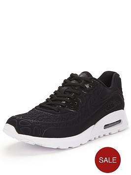 nike-air-max-90-ultra-se-plush-shoe-black