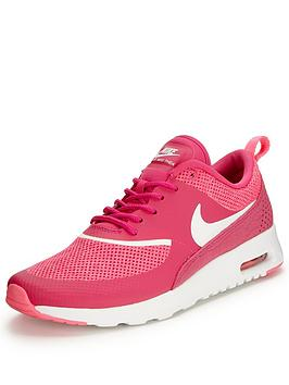 apjqc Nike Air Max Thea Shoe - Pink | very.co.uk