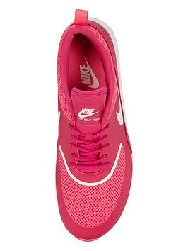 zhjke Nike Air Max Thea Shoe - Pink | very.co.uk