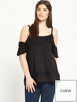 v-by-very-curve-bardot-lace-hem-tunic-top