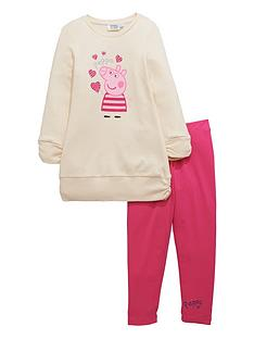 peppa-pig-girls-2pc-top-and-bottom-set-2-8yrs