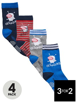 george-pig-boys-4pk-socks