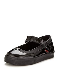 kickers-girls-tovninbspmary-jane-patent-strap-shoes