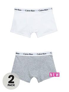 calvin-klein-2pk-trunks-modern-whitegrey