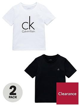 calvin-klein-boys-ck-logo-lounge-t-shirts-2-pack