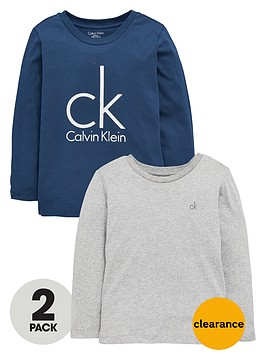 calvin-klein-boys-long-sleeve-lounge-t-shirts-2-pack