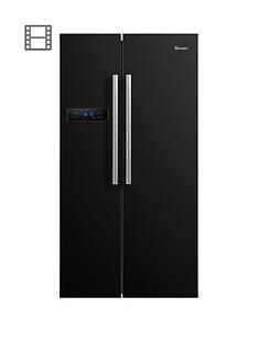 swan-sr70120bnbsp90cm-american-style-double-door-fridge-freezernbsp
