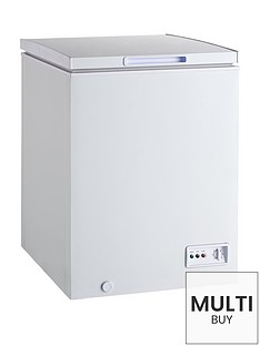 swan-142-litre-chest-freezer-white