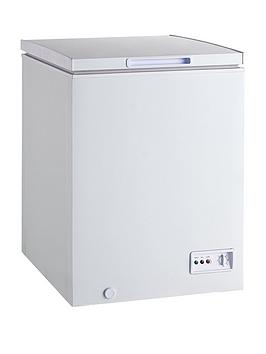 Swan Sr4160W 142-Litre Chest Freezer - White