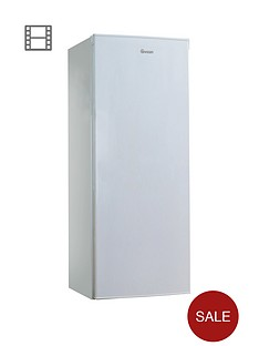 swan-55cm-tall-freezer-white
