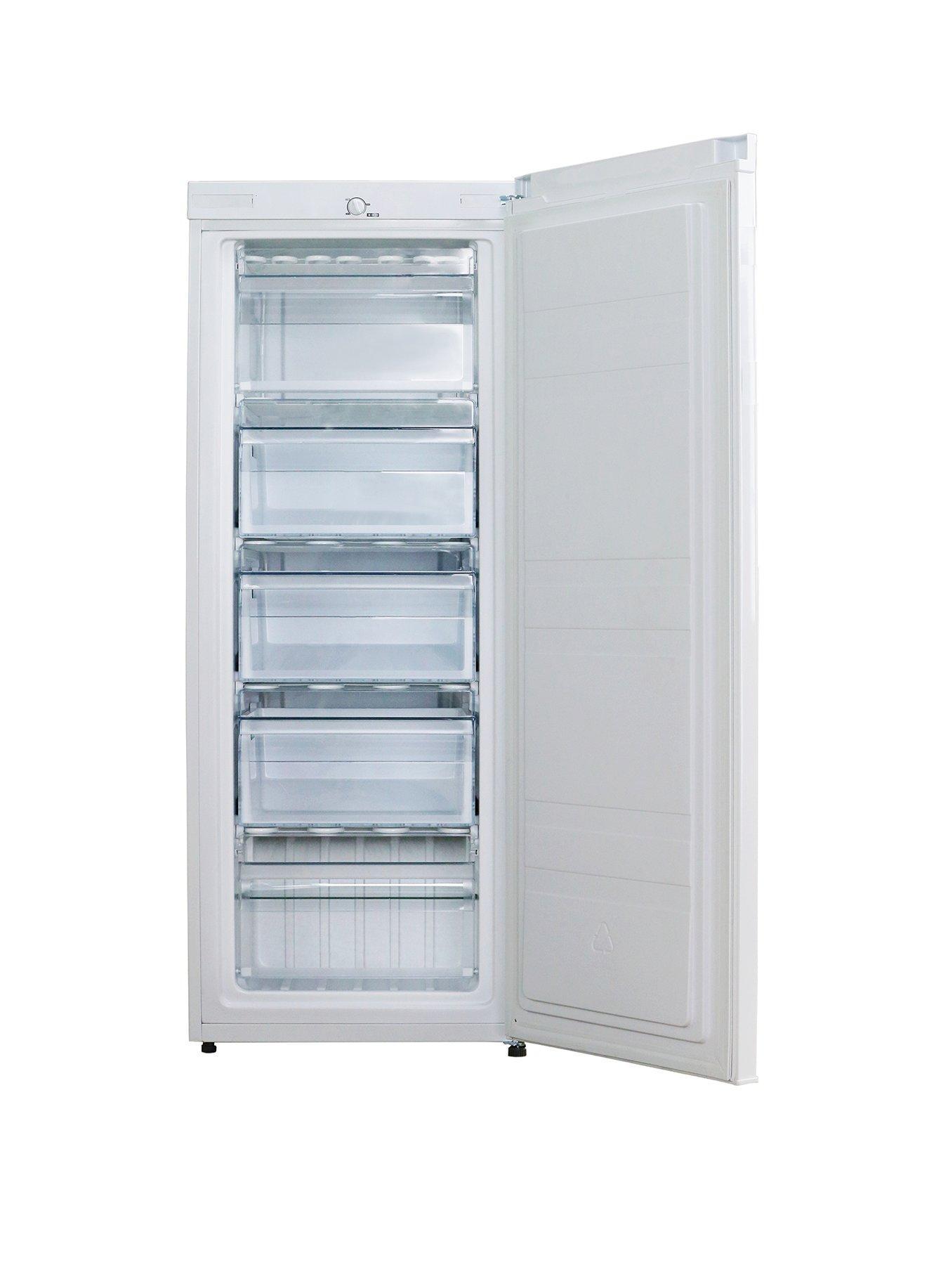 Swan 55cm 157 Litre Tall Freezer (White)