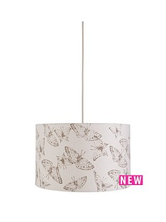 butterfly-pendant-lightshade