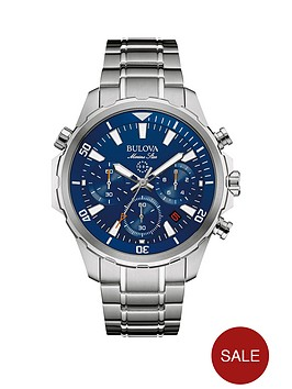 bulova-blue-dial-chronograph-stainless-steel-bracelet-mens-watch