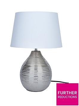 ribbed-table-lamp
