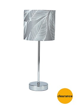 leaf-stencil-table-lamp