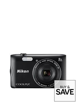 nikon-coolpix-a300-black