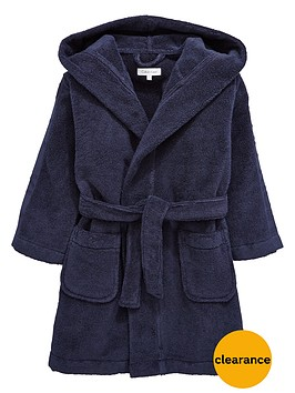 calvin-klein-boys-hooded-blue-robe