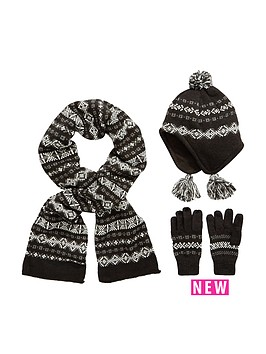 v-by-very-boys-fairisle-knitted-hat-scarfnbspand-gloves-set-3-piece