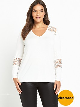 v-by-very-curve-corded-lace-long-sleeve-jersey-top