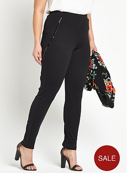 so-fabulous-pu-detail-ponte-legging-black