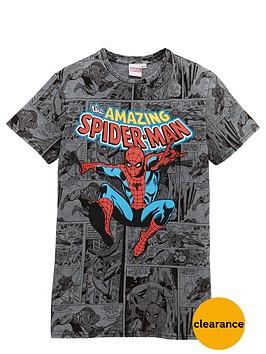 spiderman-boys-amazing-acid-wash-t-shirt-3-10yrs