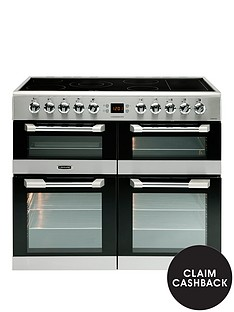 leisure-cs100c510x-cuisinemaster-100cm-electric-range-cooker-with-ceramic-hob-stainless-steel