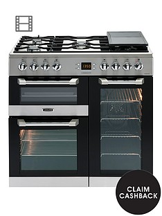 leisure-cs90f530x-cuisinemaster-90cm-dual-fuel-range-cooker-with-optional-connection-stainless-steel