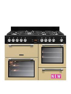 leisure-ck110f232c-cookmaster-110cm-dual-fuel-range-cooker-cream