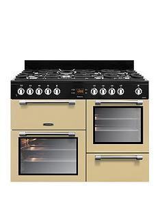 leisure-ck110f232c-cookmaster-110cm-dual-fuel-range-cooker-with-optional-connection-cream
