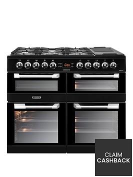 leisure-cs100f520k-cusinemaster-100cm-dual-fuel-range-cooker-with-optional-connection-black