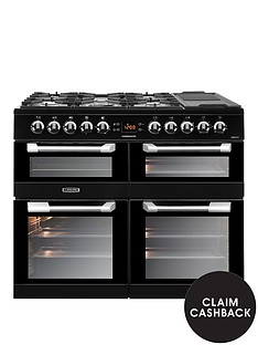 leisure-cs100f520k-cusinemaster-100-100cm-dual-fuel-range-cooker-with-optional-connection-black