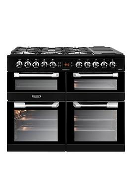 Leisure Cs100F520K Cusinemaster 100Cm Dual Fuel Range Cooker - Cooker Only Best Price, Cheapest Prices