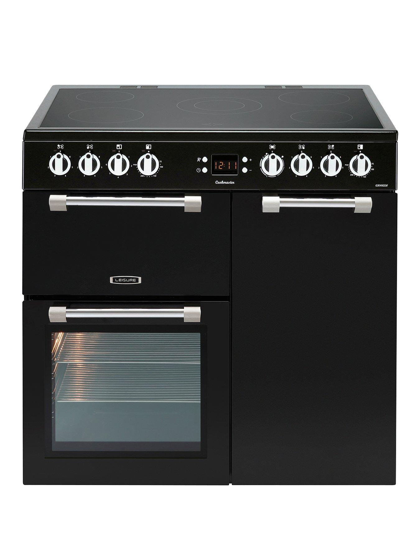 Leisure Ck90c230k Cookmaster 90cm Electric Range Cooker