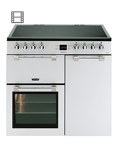 leisure-ck90c230s-cookmaster-90cm-electric-range-cooker-with-ceramic-hob-and-optional-connection-nbsp--silver