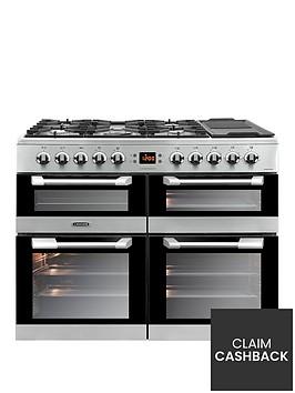 leisure-cs100f520x-cusinemaster-100-100cm-dual-fuel-range-cooker-stainless-steel
