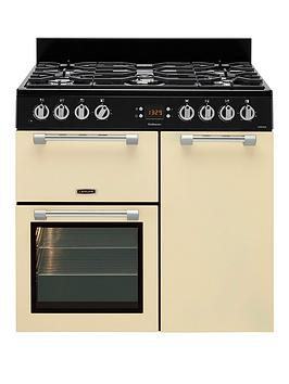 leisure-ck90f232c-cookmaster-90cm-dual-fuel-range-cooker-with-optional-connection-cream