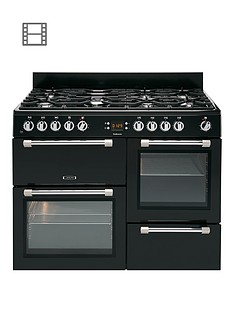 leisure-ck110f232k-cookmaster-110cm-dual-fuel-range-cooker-with-connection-black