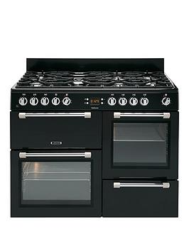 Leisure Ck110F232K Cookmaster 110Cm Dual Fuel Range Cooker - Cooker Only Best Price, Cheapest Prices