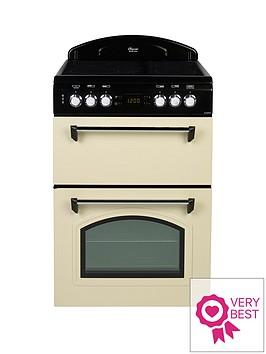 leisure-cla60cec-60cm-electric-classic-mini-range-cooker-with-connection-cream