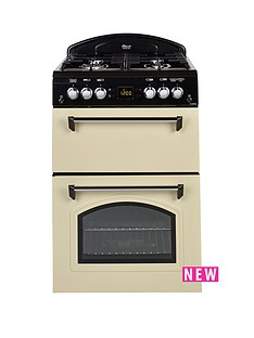 leisure-cla60gac-gas-60cm-classic-mini-range-cooker-cream