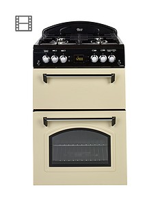 leisure-cla60gac-gas-60cm-classic-mini-range-cooker-with-optional-connection-cream