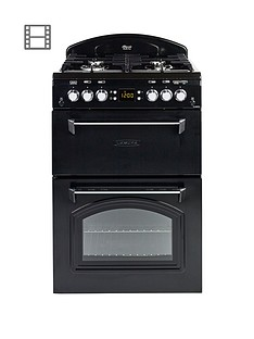leisure-cla60gaknbspgas-60cm-classic-mini-range-cooker-black