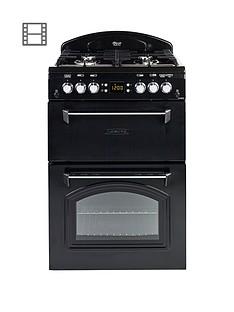 leisure-cla60gaknbspgas-60cm-classic-mini-range-cooker-black