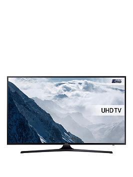 Samsung Ue40Ku6000 40 Inch Uhd 4K Tv - Black
