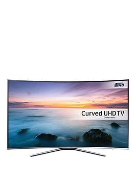 Samsung Ue78Ku6500Uxxu 78 Inch, Freeview Hd, Led Smart Curved Ultra Hd Tv