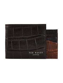 ted-baker-ted-baker-croc-wallet-and-card-holder-gift-set